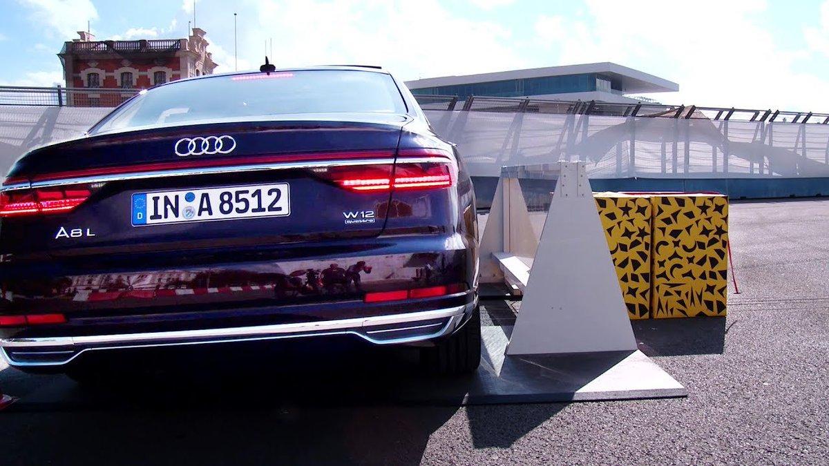 2018 Audi A8 - intelligent Drive - Dauer: 8 Minuten, 21 Sekunden