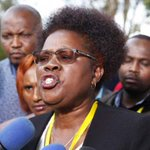 Electoral commission wants MP Alice Wahome prosecuted