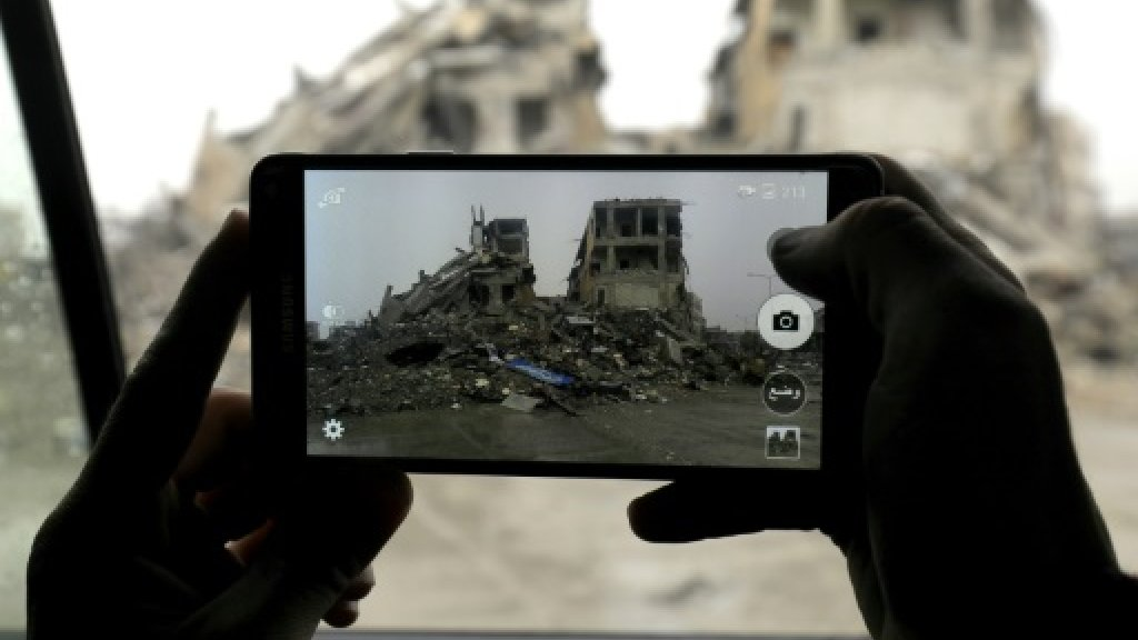For Syria regime, Raqa still occupied despite IS ouster