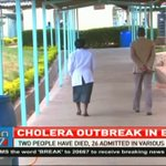 Two die in Embu cholera outbreak