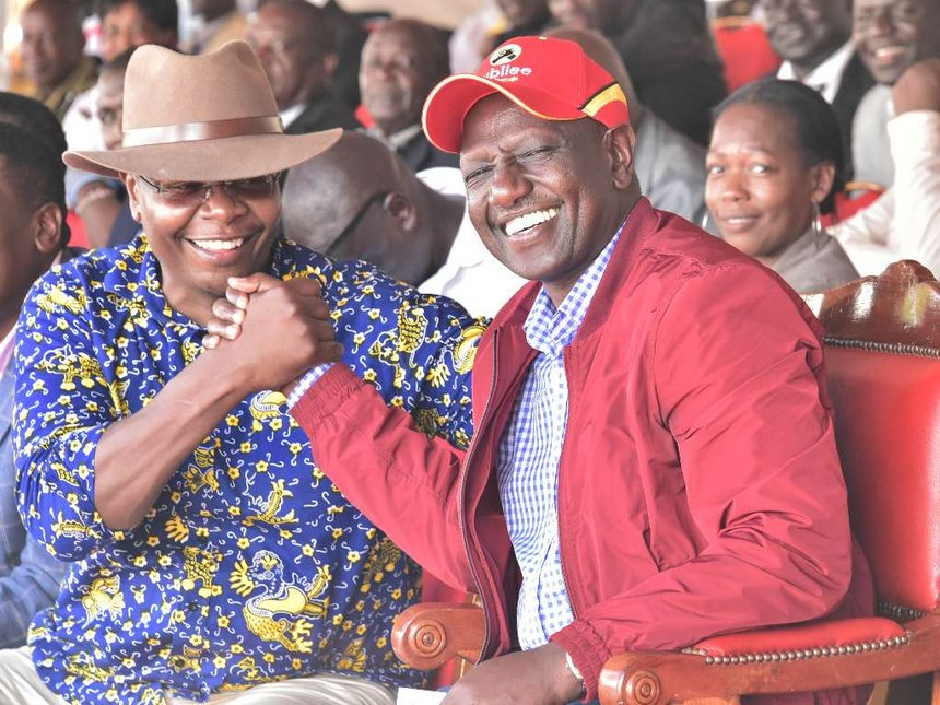 Hot air? Top defectors fail to deliver for Jubilee in Western
