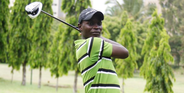 Top golfer sets sights on TZ Open 2017 title