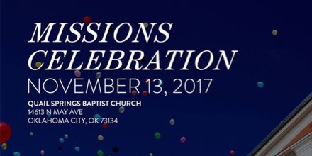 test Twitter Media - Join us for Missions Celebration on Monday, November 13 at 2:00pm with Jami Smith and Katie Orr!  Make plans to attend! https://t.co/k2fJexijZu