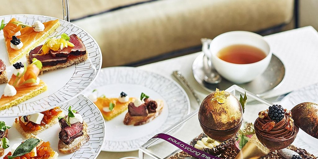 InterContinental London - The O2 Best Christmas afternoon teas