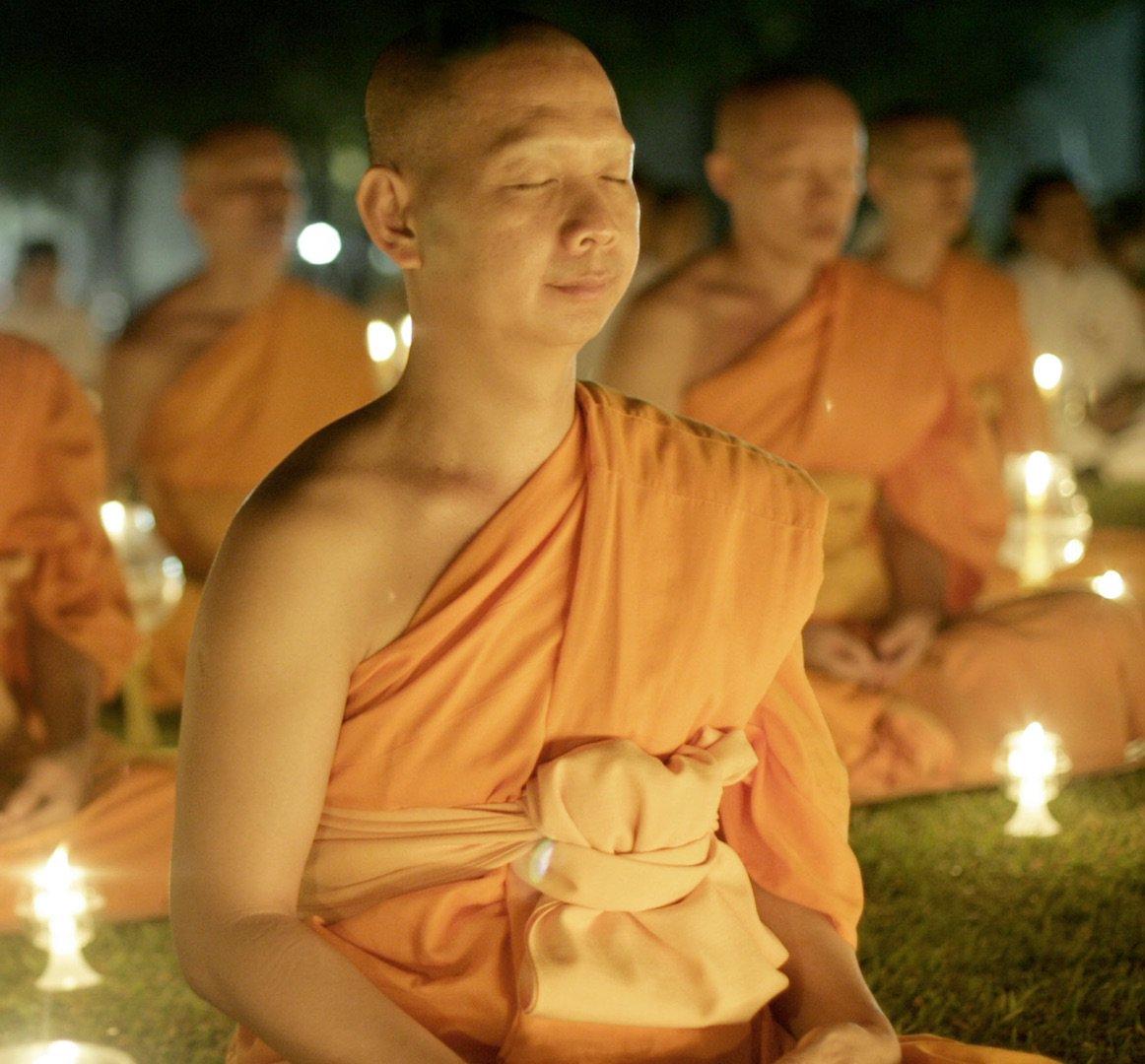 Meditation can be a clarifying exercise https://t.co/c5qzuzLE13