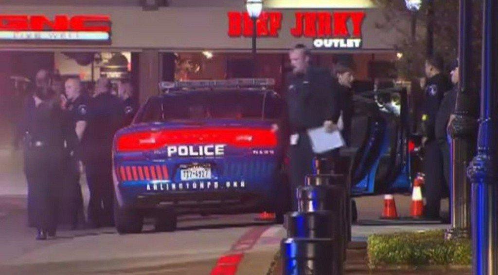 Texas man kills daughter's boyfriend, runs over couple before shooting himself