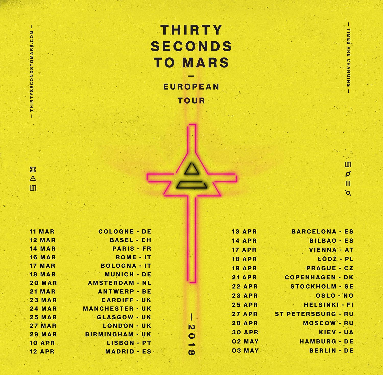 Wer hat schon seine Karte für das Konzert von MARS im Frühjahr? Schickt uns Bilder davon!  �� https://t.co/BvsLacZyHi https://t.co/viKGVAyKj6