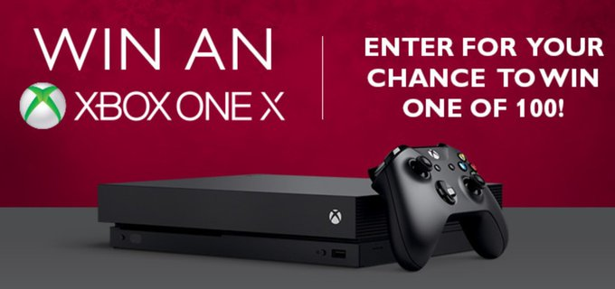 Helzberg Diamonds XBox One X Sweepstakes!!
