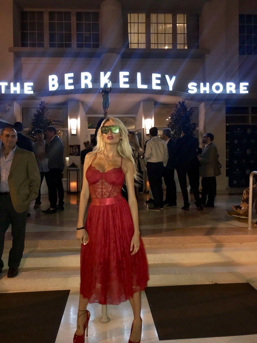Inauguración #Hotel #Berkeley #Miami ???????? https://t.co/j1nb4aa8UR