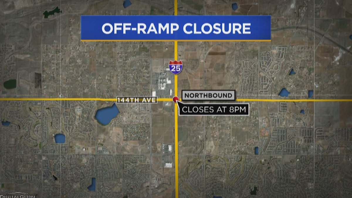 Off-Ramp Closure Planned As Part Of Construction