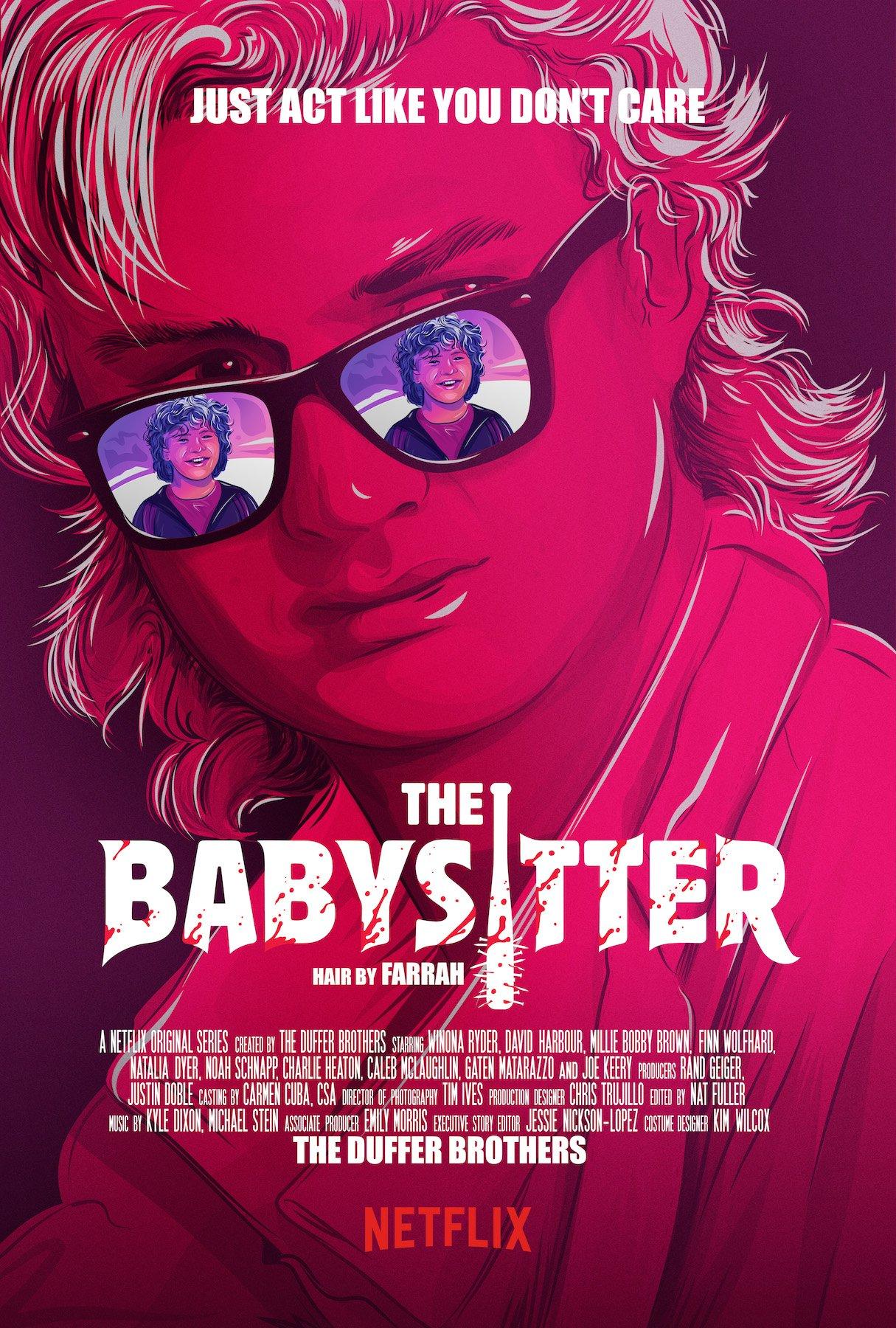 Babysitter Steve is the best Steve https://t.co/hAyN8kYsuZ