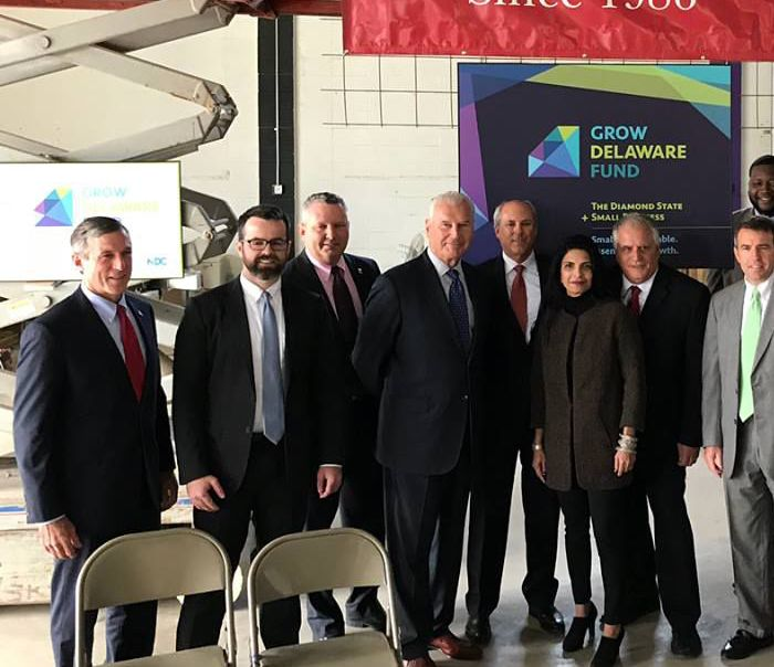 State, looking to recreate Wilmington's success, launches Grow Delaware Fund for small businesses