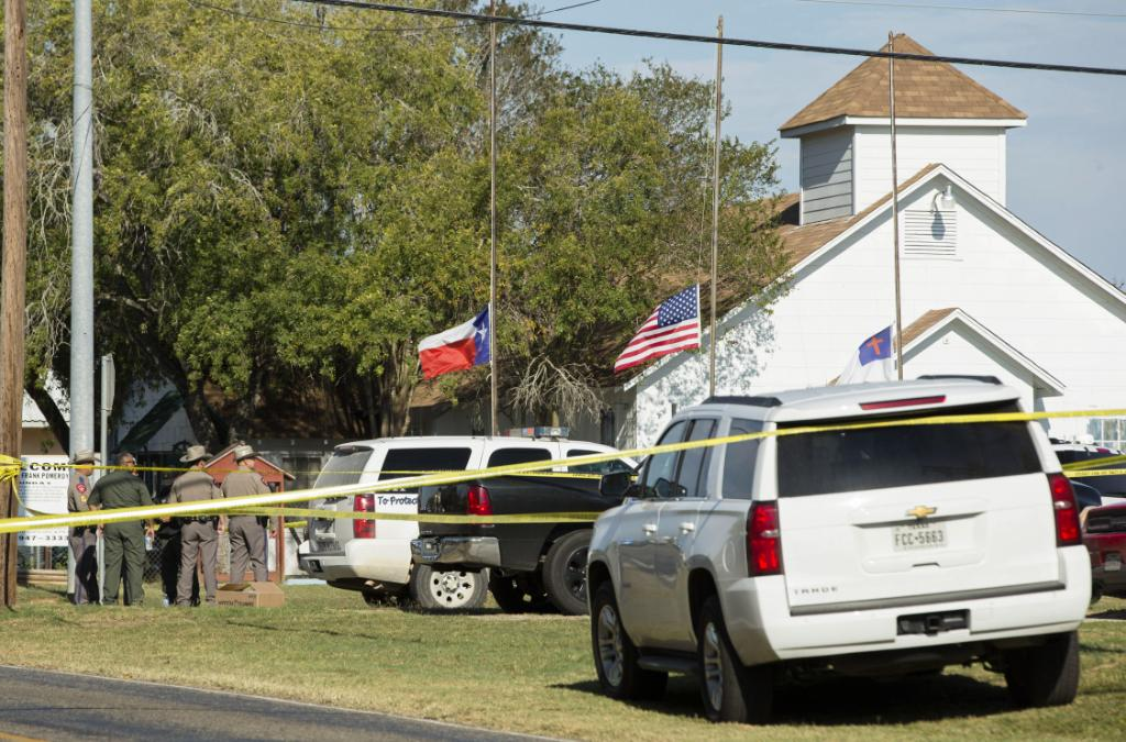 MORE: Mistake by U.S. Air Force may have allowed Texas shooter to buy his weapons