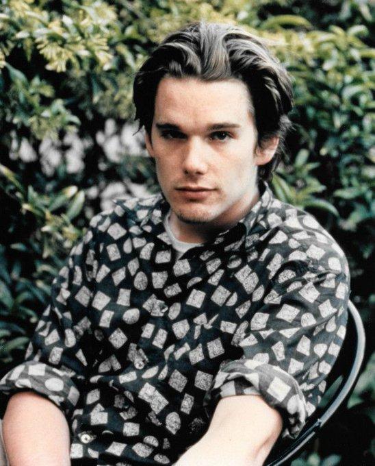 Happy Birthday Ethan Hawke, my greasy-haired love.
