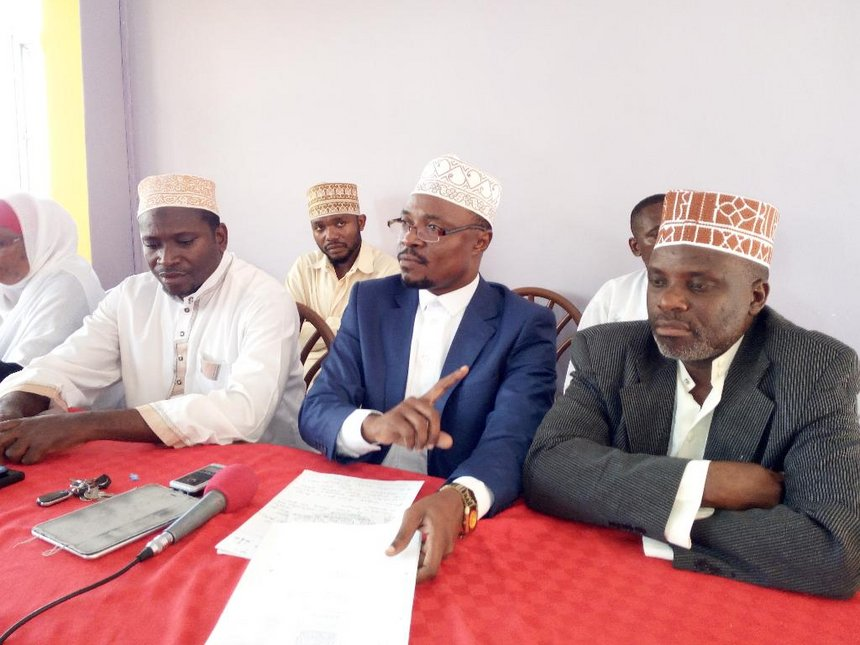 Make MRC leader Coast leader before secession, Muslim clerics say