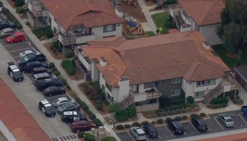 Man detained after shooting in Santee