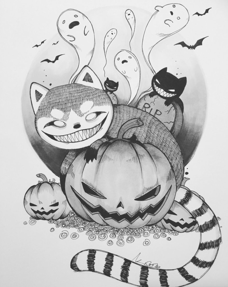 Can't wait for tomorrow... ???? ???? ???? ???? https://t.co/3Nw1fySmPG #Halloween https://t.co/QTXJExj30U