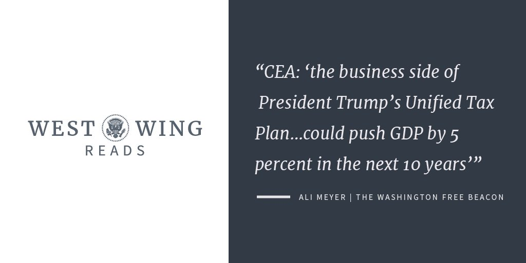 Read what the West Wing staff reads: https://t.co/SlErPW0bfd https://t.co/ykC3NY9THn