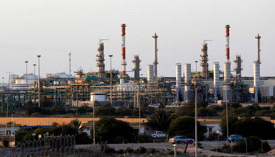 Oil prices stable as OPEC-led supply cuts tighten market