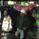 Meru residents celebrate Uhuru Kenyatta's victory