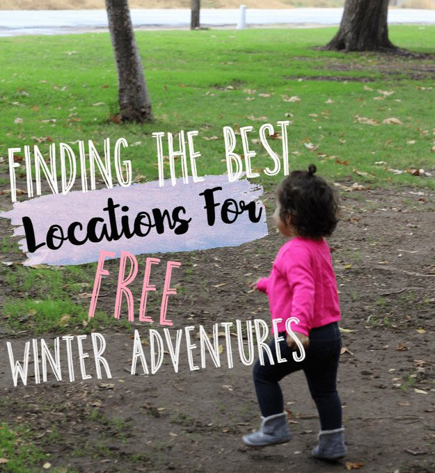 Find winter adventures with your kids for FREE- Freebies FrugalMom Motherhood