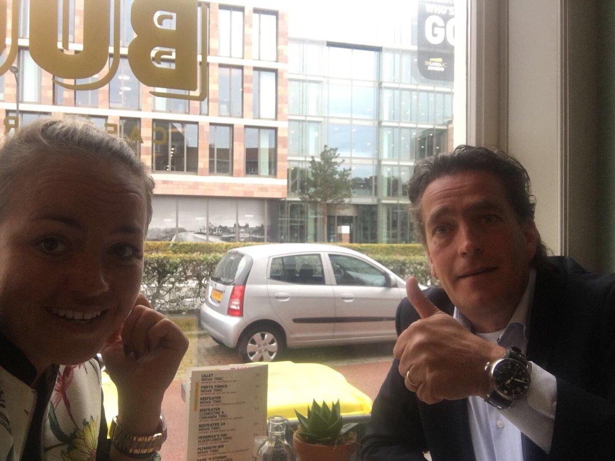 test Twitter Media - Financieel werkoverleg met Joost!! #topper @EJPnu #samensterk https://t.co/o9RTKqlZj2