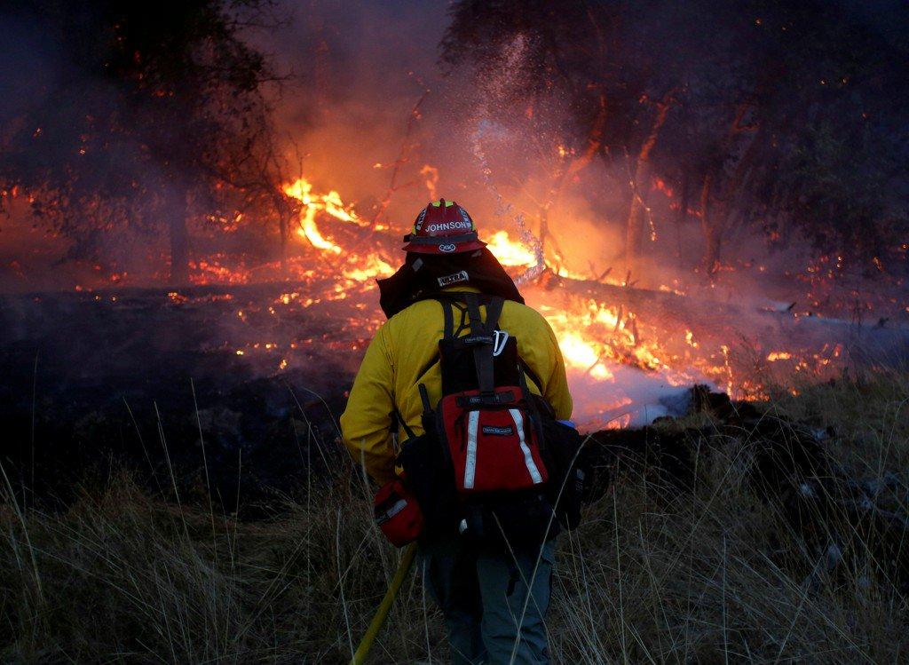 17-year-old dies of burn injuries sustained in California wildfires