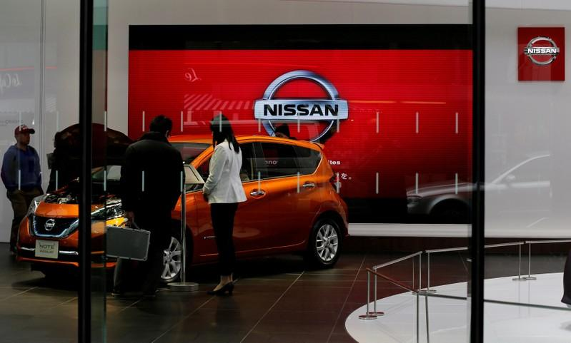 Nissan's October passenger car sales in Japan likely halved amid scandal
