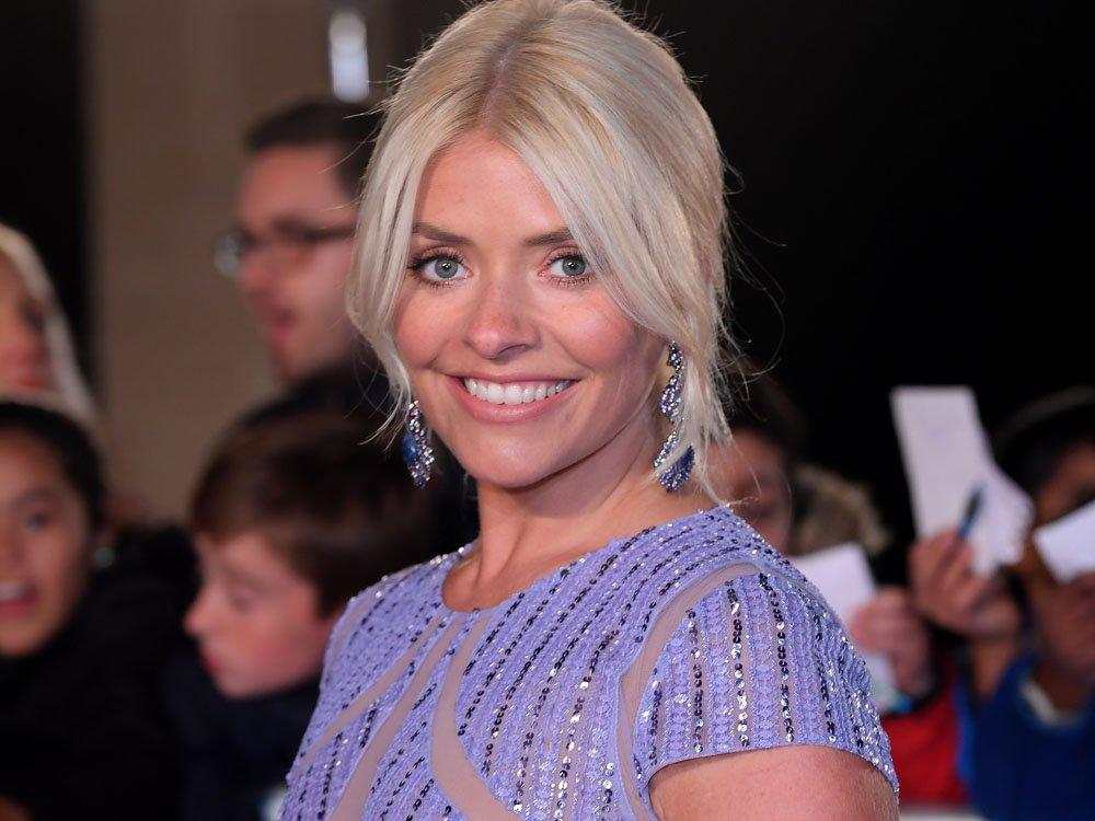 Aww. Holly Willoughby revealed something really exciting at the PrideOfBritain awards...