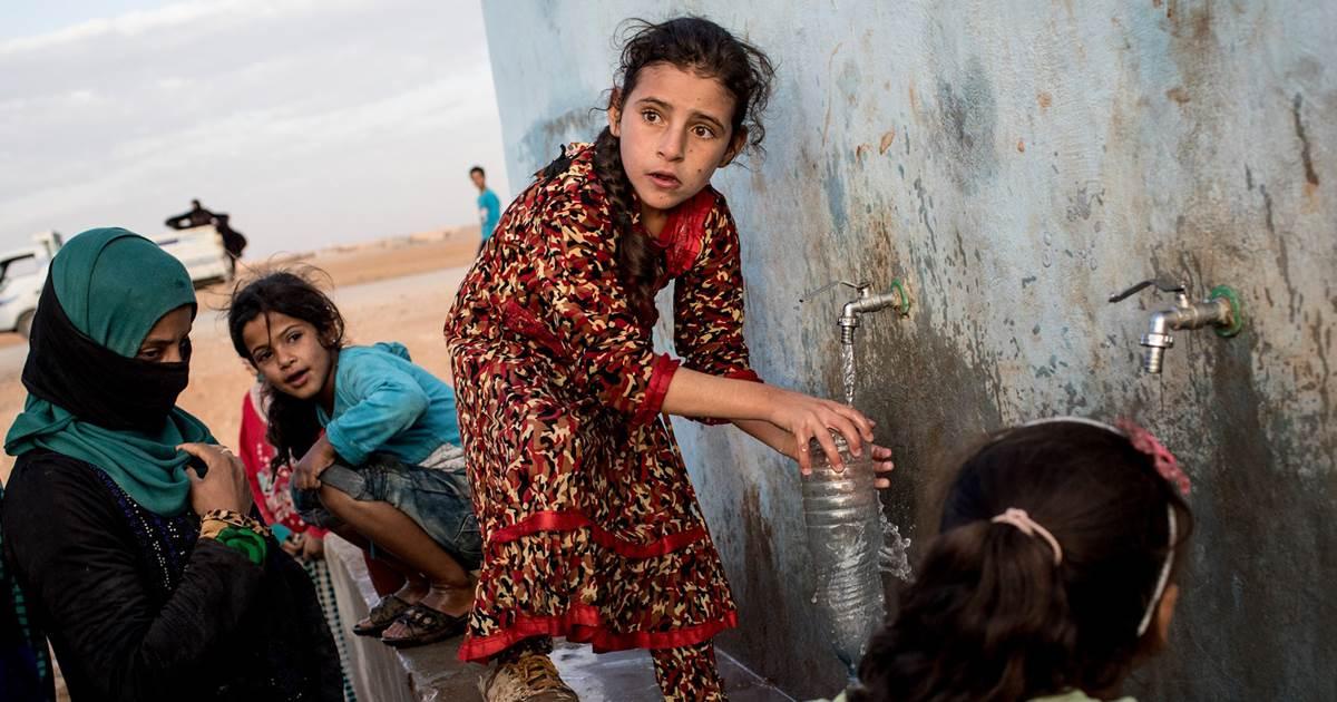 13 million people inside Syria need aid, U.N. warns