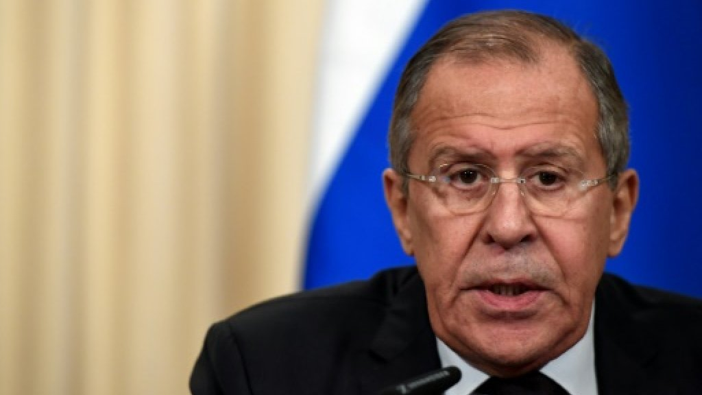 'Not one piece of evidence' Russia interfered in US polls: Lavrov
