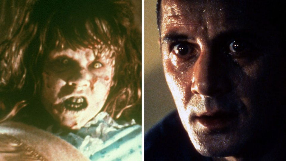 Happy Halloween! THR critics pick the 10 scariest movies of all time to celebrate