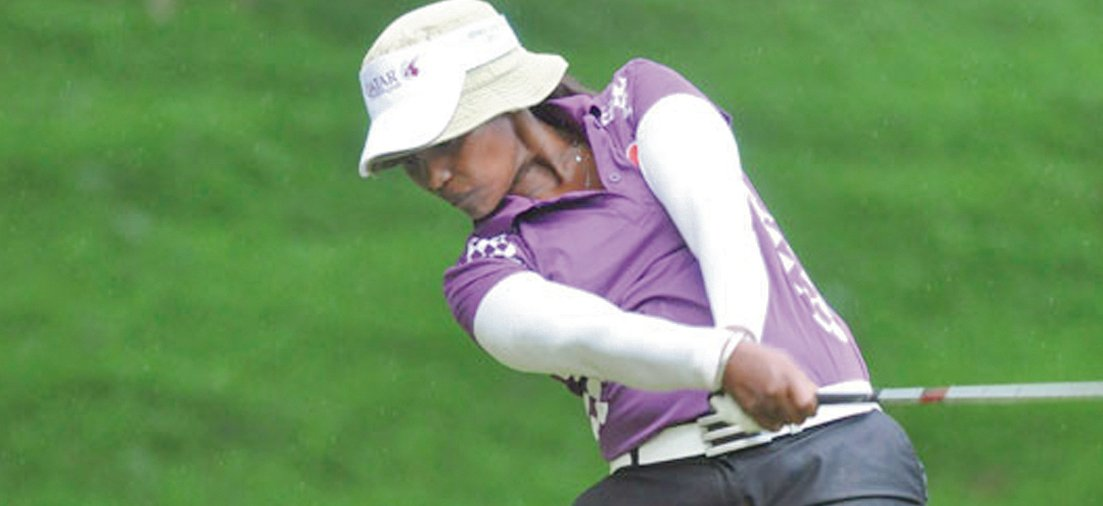 Arusha golfer eyes more titles after CMC Monthly Mug win