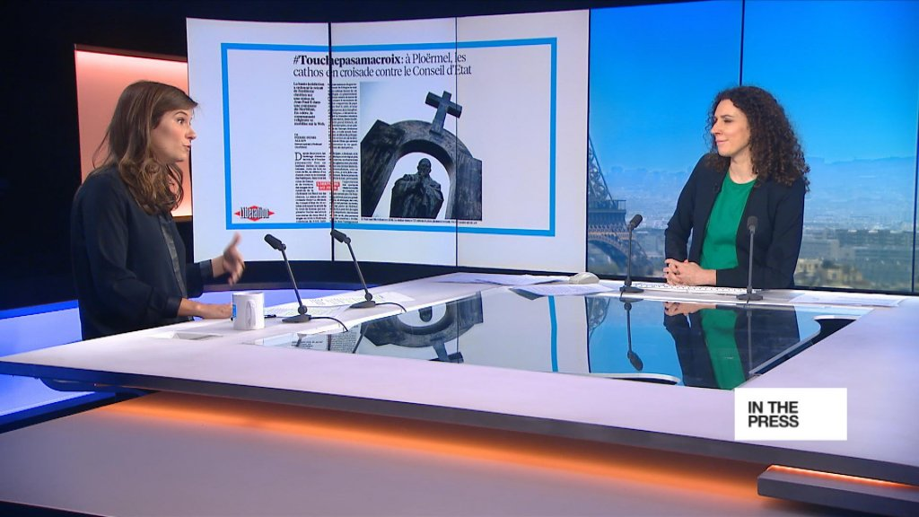 IN THE PAPERS - Catholics on a crusade against France's top administrative court