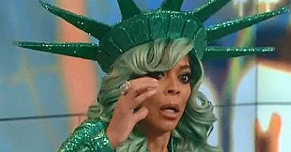 Wendy Williams gave viewers quite a scare on Halloween when she fainted on live television.