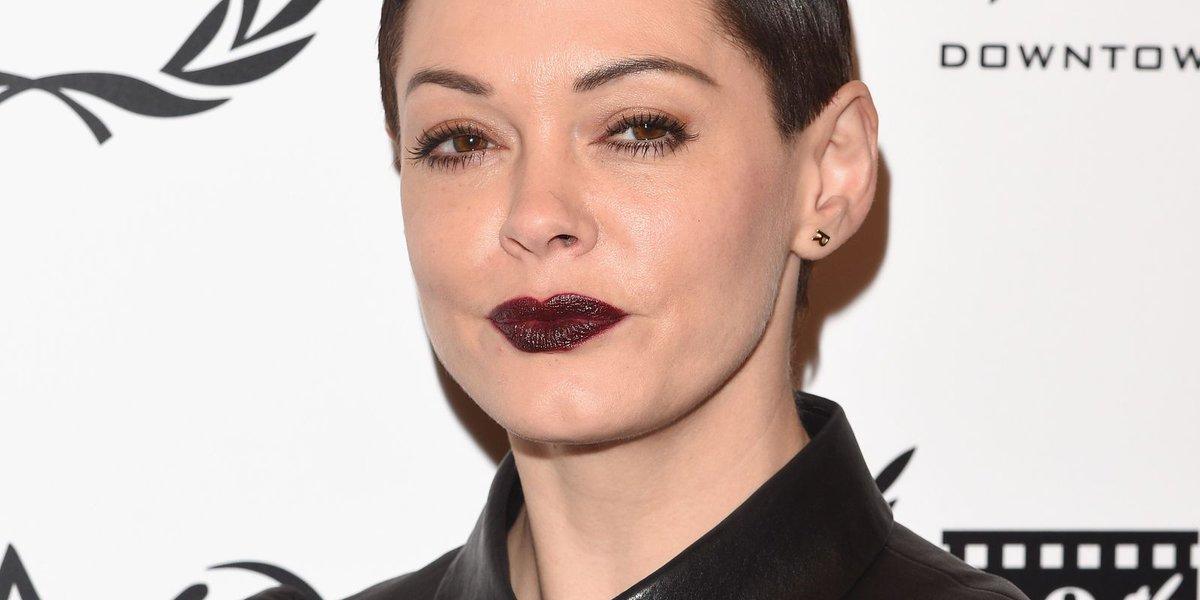 Rose McGowan says arrest warrant an attempt to silence her on Weinstein
