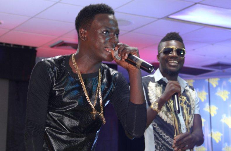 Koo Ntakra Unveils New Album