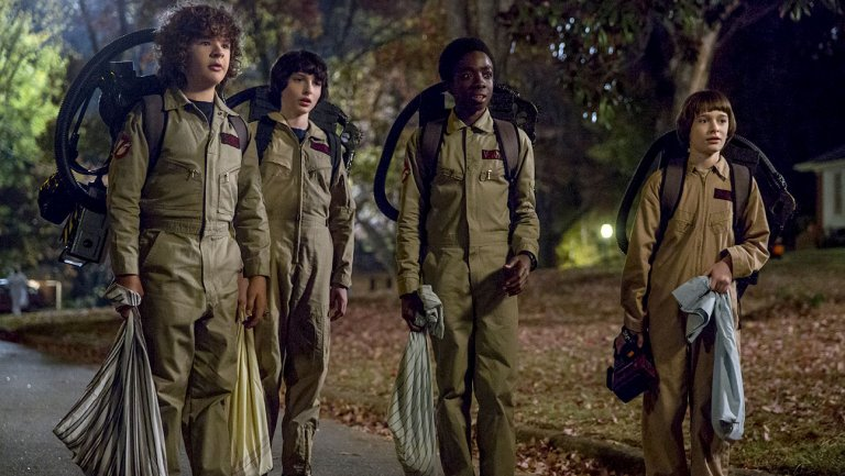 How StrangerThings season 2 captures the Halloween spirit