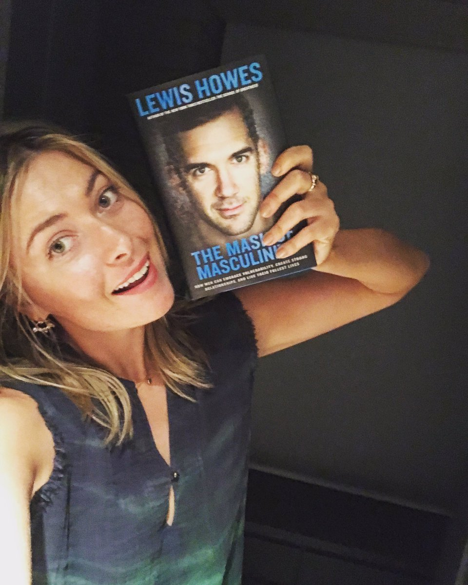 Congrats @LewisHowes on your book launch today! I know a few people that could use this book #MaskOfMasculinity ???? https://t.co/K8XwCEkXe0