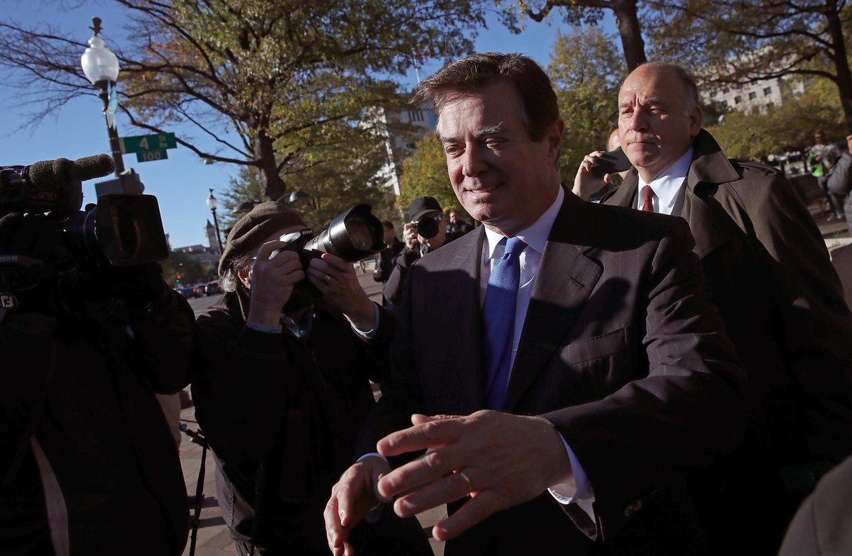 Was Manafort paid by Russia to be Trump's campaign manager? | Opinion
