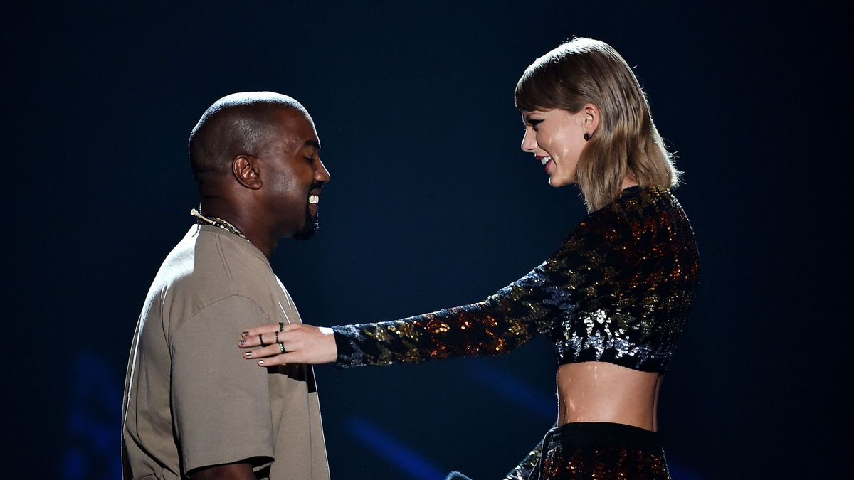 Is Kanye Rapping About Taylor Swift and Jay-Z On Cyhi The Prynce's New Song?