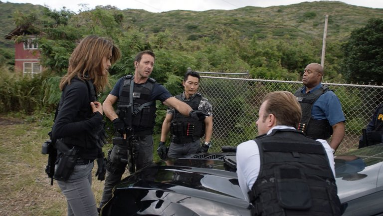CBS hit with harassment lawsuit from 'Hawaii Five-0' locations assistant