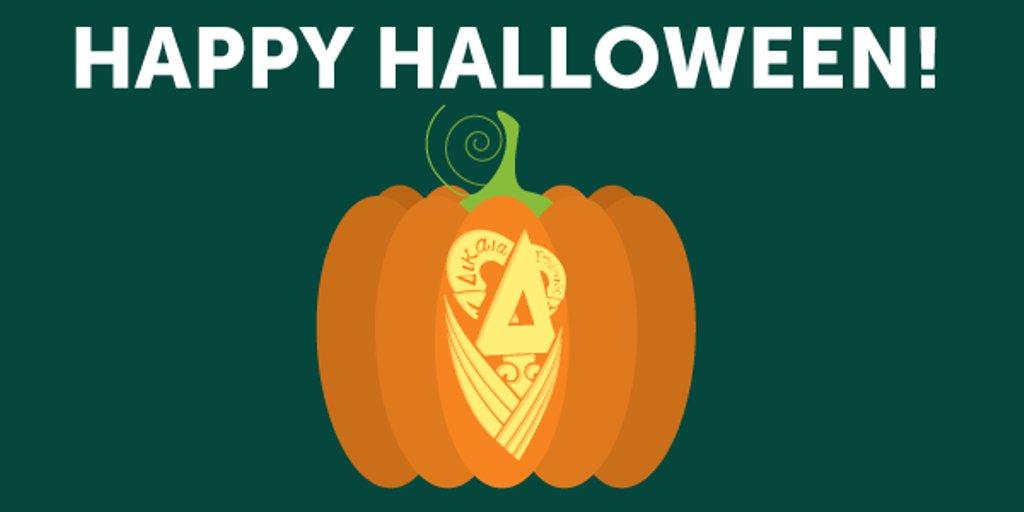 Happy Halloween from DU IHQ! https://t.co/MvKC8HezkB