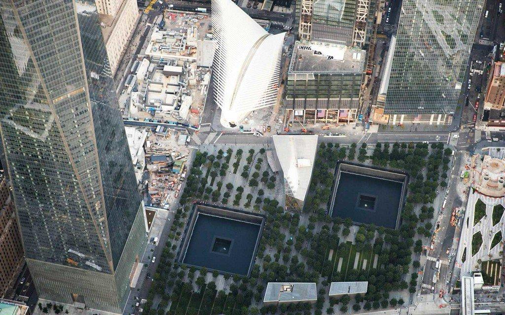 8 Killed in 'Act of Terror' Near World Trade Center in Lower Manhattan