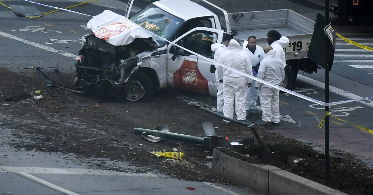 New York City truck attack brings deadly terrorist trend to the U.S.