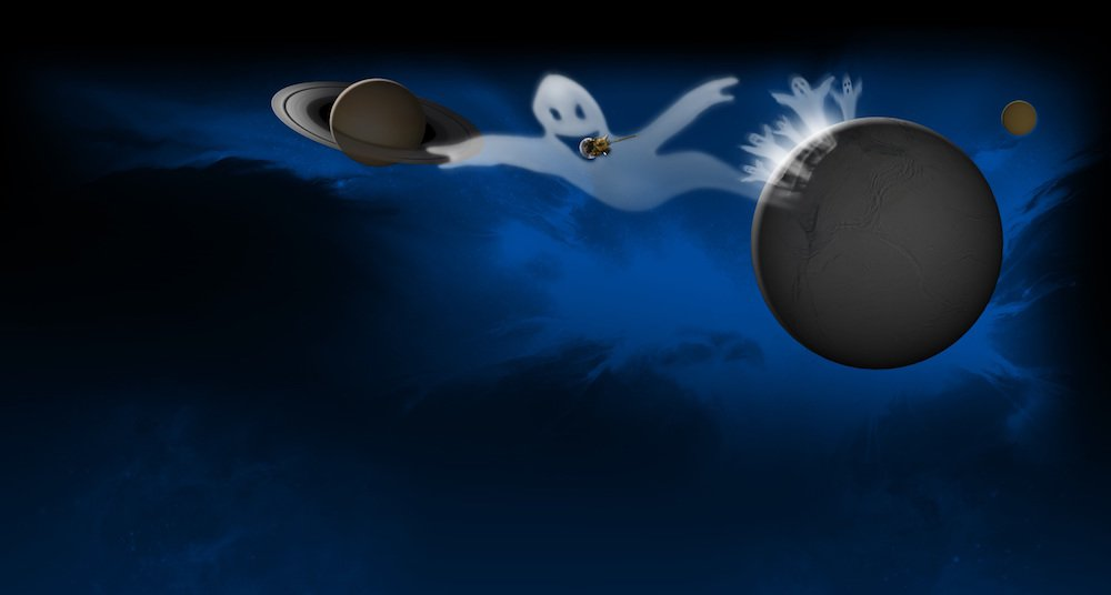 Looking for a Halloween playlist? NASA shared the universe's spooky sounds via @NBCNewsMACH