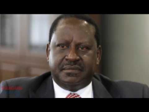 Raila Odinga's six point plan after Uhuru Kenyatta declared winner by IEBC