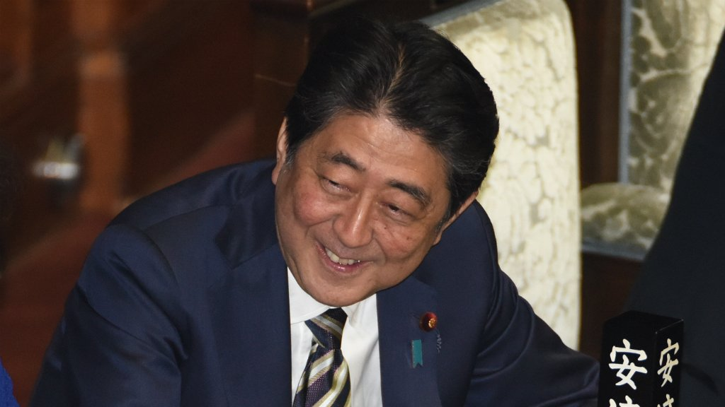 Japan's Abe re-elected PM after election landslide