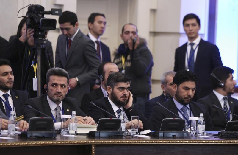 Syrian opposition rejects Russia-sponsored congress