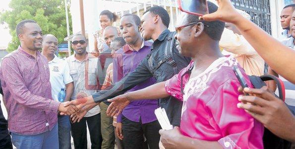 Police, Zitto arrest drama
